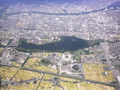鳥屋野潟広域河川改修事業 - 新潟県ホームページ